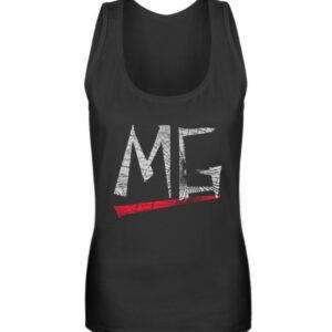 MG Glas Logo - Frauen Tanktop-16