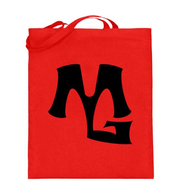 MG Muscle - Jutebeutel (mit langen Henkeln)-5761