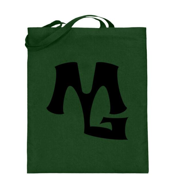 MG Muscle - Jutebeutel (mit langen Henkeln)-5741