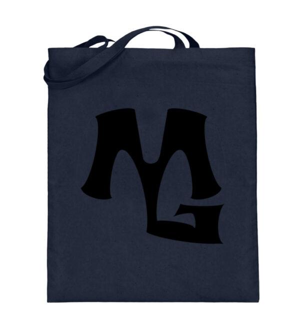 MG Muscle - Jutebeutel (mit langen Henkeln)-5743