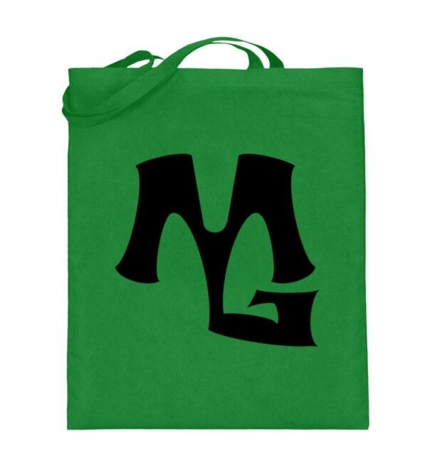 MG Muscle - Jutebeutel (mit langen Henkeln)-5747