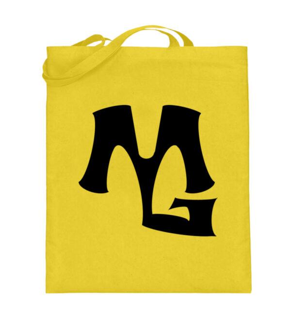 MG Muscle - Jutebeutel (mit langen Henkeln)-5766
