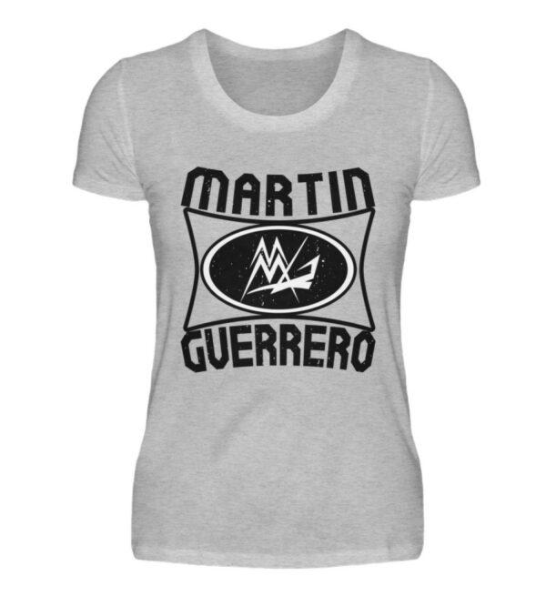 Martin Guerrero Oval - Damenshirt-17
