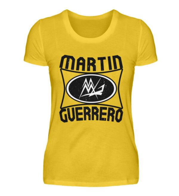 Martin Guerrero Oval - Damenshirt-3201