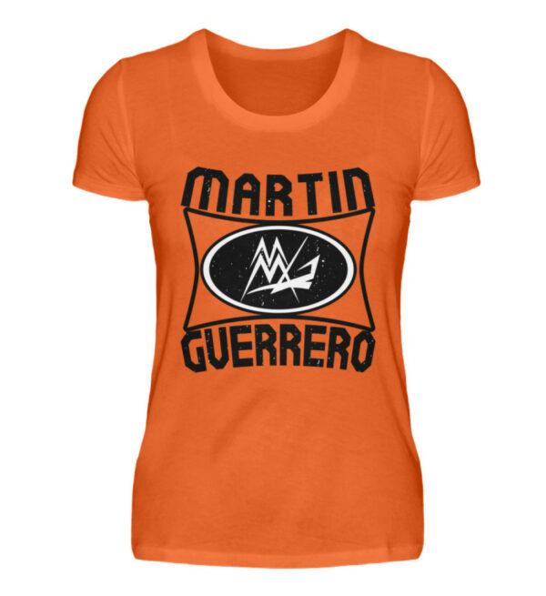 Martin Guerrero Oval - Damenshirt-1692