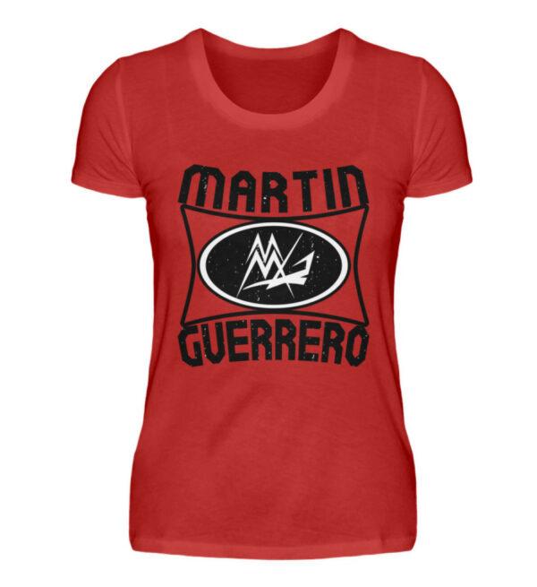 Martin Guerrero Oval - Damenshirt-4
