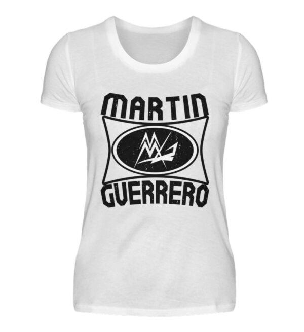 Martin Guerrero Oval - Damenshirt-3