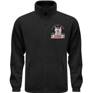 Red Cat Harmless Fleece - Fleece Jacke mit Stick-16