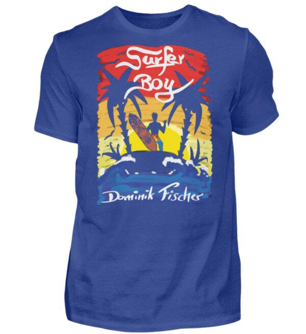 Dominik Fischer Surfer T-Shirt - Herren Shirt-668