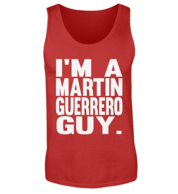 Martin Guerrero Guy Tanktop - Herren Tanktop-4
