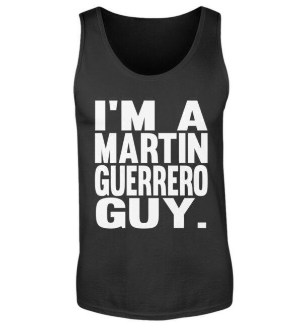 Martin Guerrero Guy Tanktop - Herren Tanktop-16