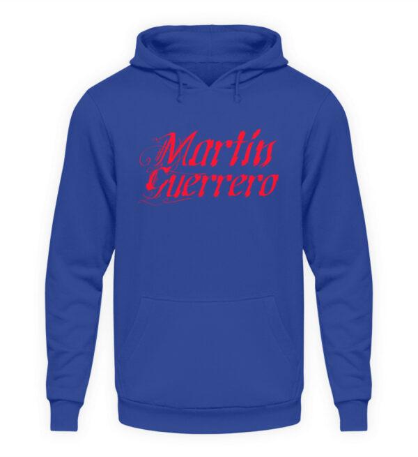 Martin Guerrero Latino - Unisex Kapuzenpullover Hoodie-668