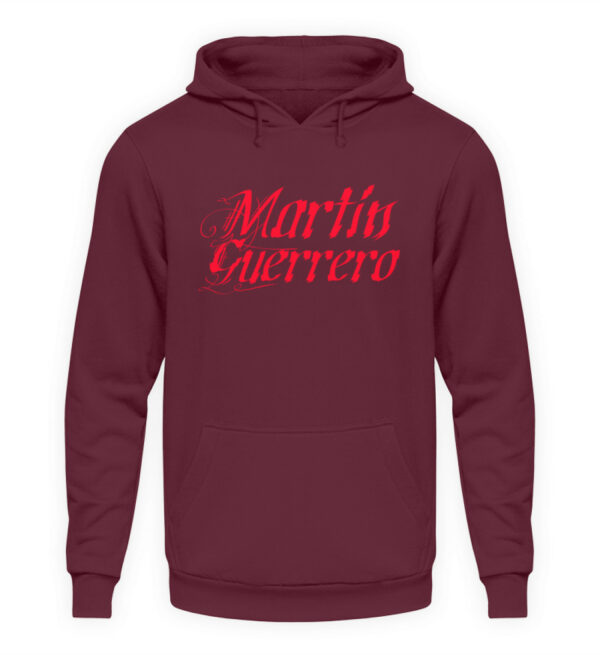 Martin Guerrero Latino - Unisex Kapuzenpullover Hoodie-839