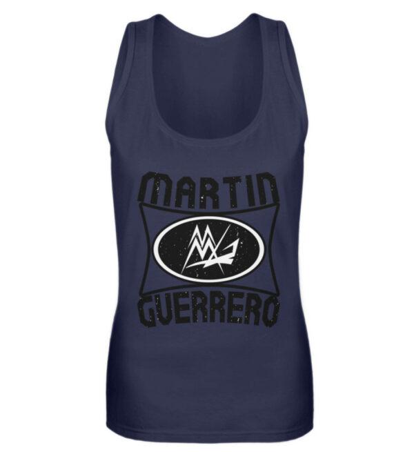 Martin Guerrero Oval - Frauen Tanktop-198