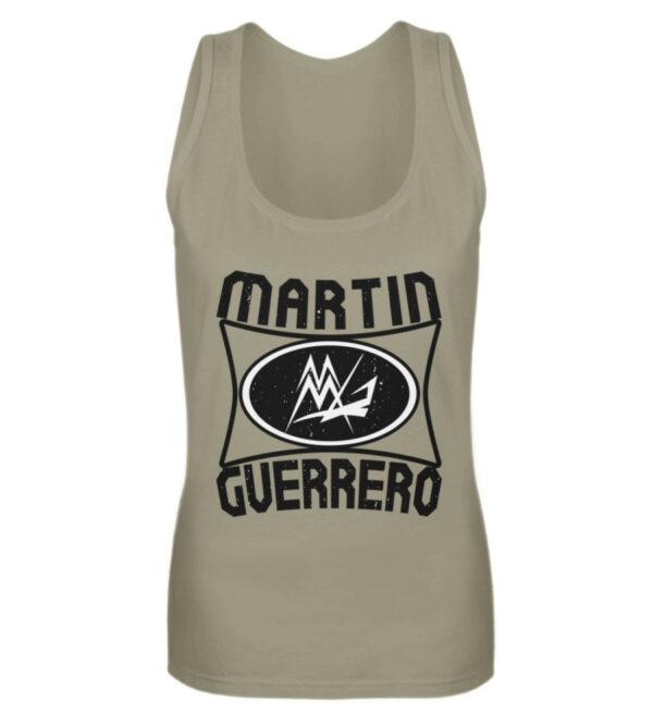 Martin Guerrero Oval - Frauen Tanktop-651