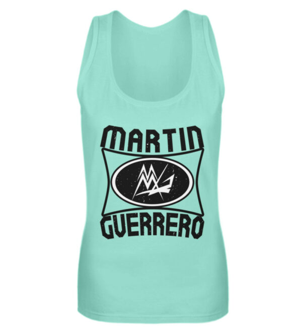 Martin Guerrero Oval - Frauen Tanktop-657