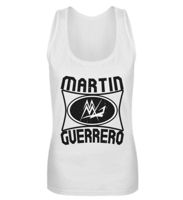Martin Guerrero Oval - Frauen Tanktop-3