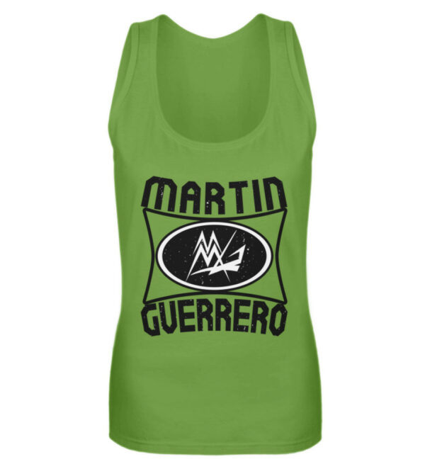 Martin Guerrero Oval - Frauen Tanktop-1646