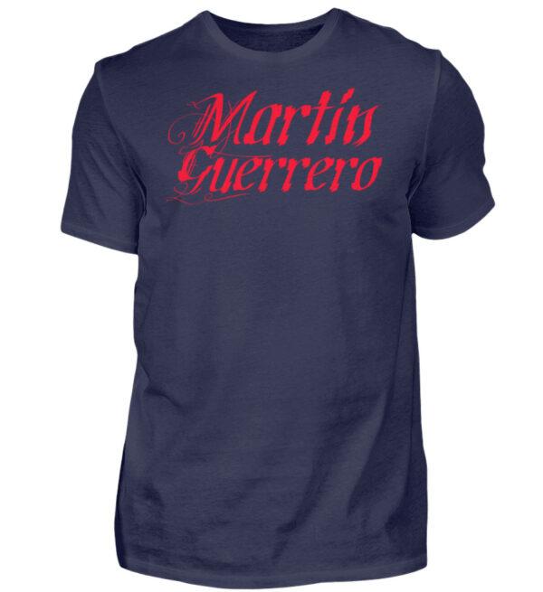 Martin Guerrero Latino - Herren Shirt-198