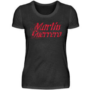 Martin Guerrero Latino Girlie - Damenshirt-16