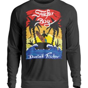 Dominik Fischer Surfer Sweatshirt - Unisex Pullover-1624