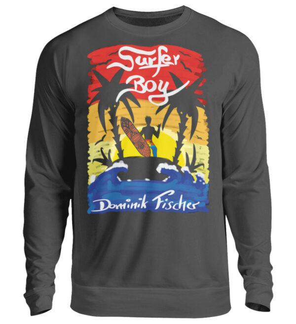 Dominik Fischer Surfer Sweatshirt - Unisex Pullover-1768