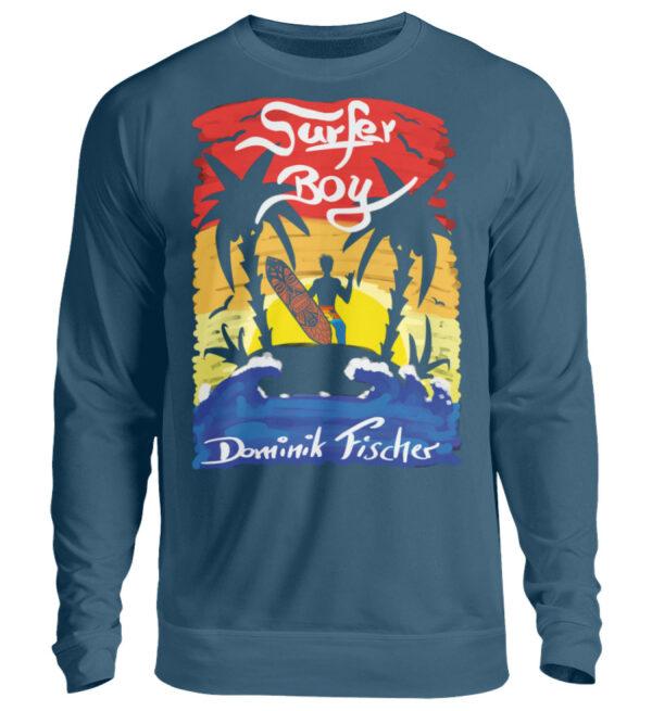 Dominik Fischer Surfer Sweatshirt - Unisex Pullover-1461