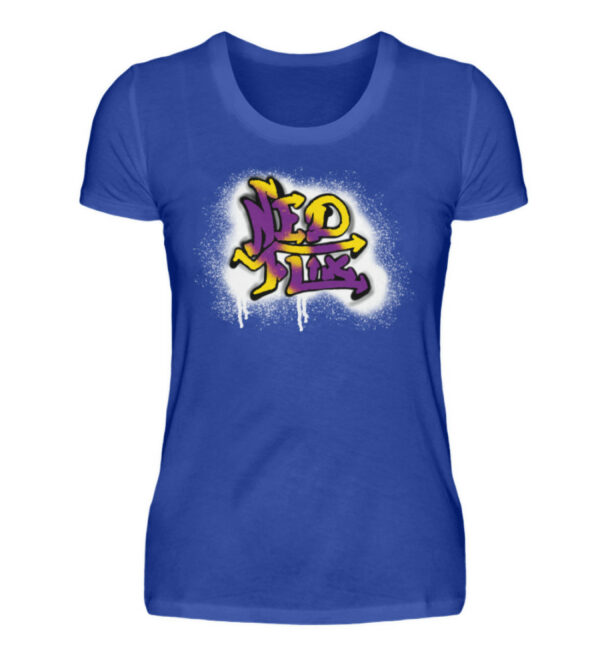 Ned Flix Girlie - Damenshirt-2496