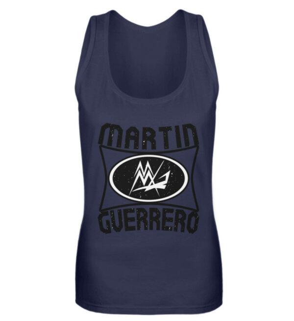 Martin Guerrero Oval Girlie Tank-Top - Frauen Tanktop-198