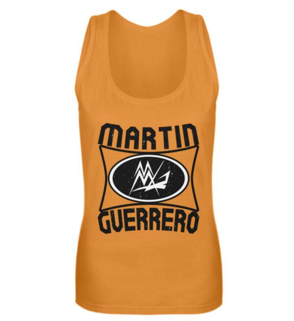 Martin Guerrero Oval Girlie Tank-Top - Frauen Tanktop-20