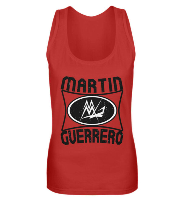 Martin Guerrero Oval Girlie Tank-Top - Frauen Tanktop-4