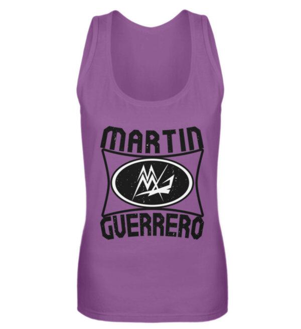 Martin Guerrero Oval Girlie Tank-Top - Frauen Tanktop-31