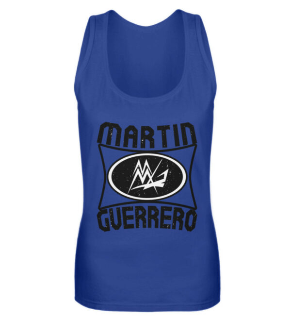 Martin Guerrero Oval Girlie Tank-Top - Frauen Tanktop-27