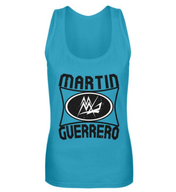 Martin Guerrero Oval Girlie Tank-Top - Frauen Tanktop-3175