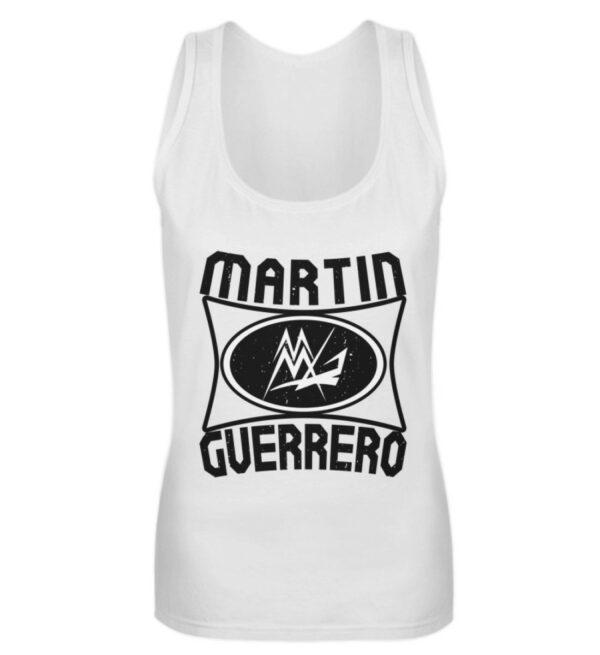 Martin Guerrero Oval Girlie Tank-Top - Frauen Tanktop-3