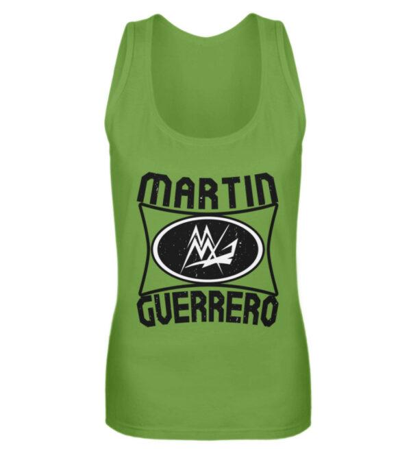 Martin Guerrero Oval Girlie Tank-Top - Frauen Tanktop-1646