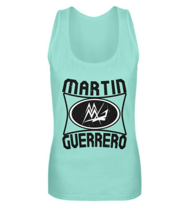 Martin Guerrero Oval Girlie Tank-Top - Frauen Tanktop-657