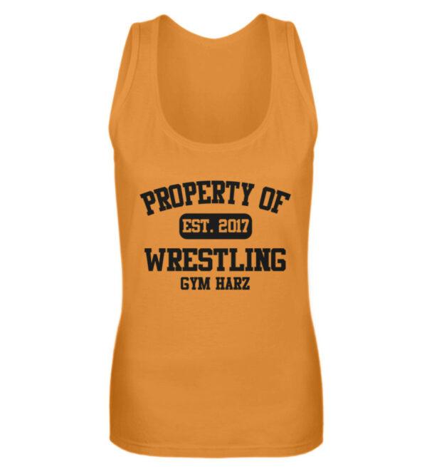 Property Wrestling Gym Harz - Frauen Tanktop-20
