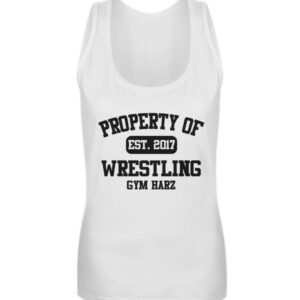 Property Wrestling Gym Harz - Frauen Tanktop-3