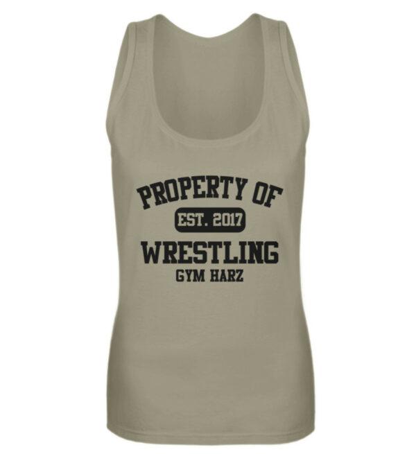 Property Wrestling Gym Harz - Frauen Tanktop-651