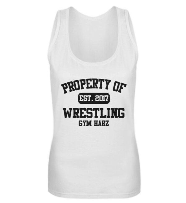 Property Wrestling Gym Harz - Frauen Tanktop-3