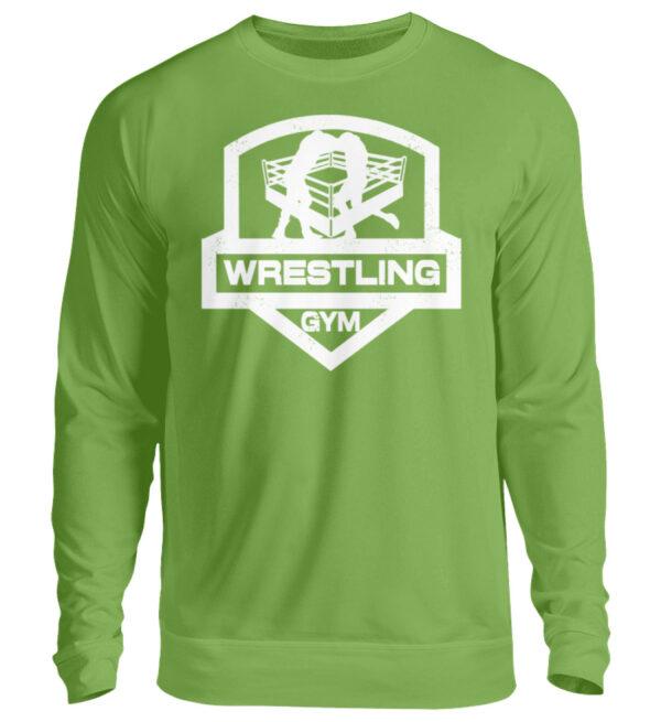 Wrestling Gym Sweatshirt - Unisex Pullover-1646