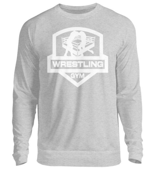 Wrestling Gym Sweatshirt - Unisex Pullover-17