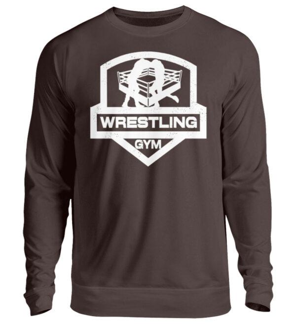 Wrestling Gym Sweatshirt - Unisex Pullover-1604