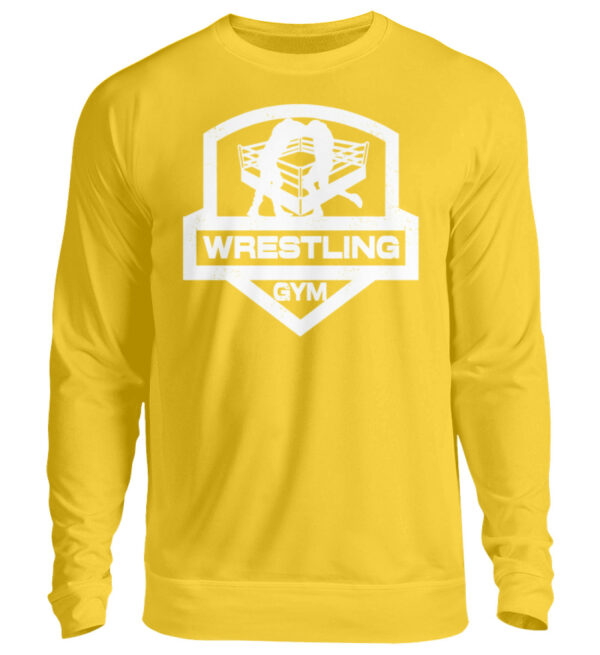 Wrestling Gym Sweatshirt - Unisex Pullover-1774