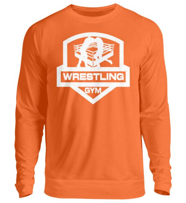 Wrestling Gym Sweatshirt - Unisex Pullover-1692