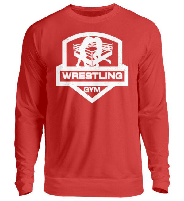 Wrestling Gym Sweatshirt - Unisex Pullover-1565