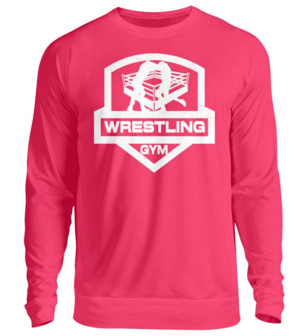 Wrestling Gym Sweatshirt - Unisex Pullover-1610