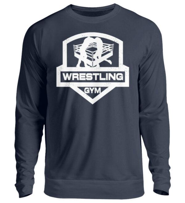 Wrestling Gym Sweatshirt - Unisex Pullover-1698