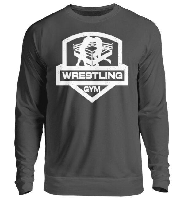Wrestling Gym Sweatshirt - Unisex Pullover-1768
